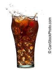respingue, cola, bebida