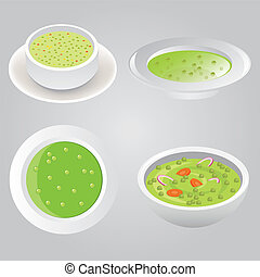 pea soup collection