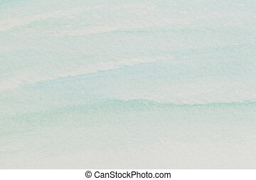 pastel blue watercolor abstract