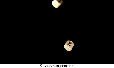 Cancer dice falling together