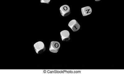 No smoking dice coming together
