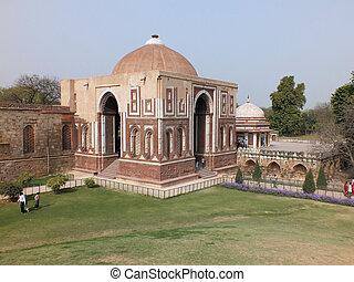 Tomb of Imam Zamin, Qtub Minar