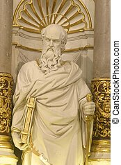 Saint Paul - Statue of apostle St Paul