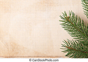 Old Christmas background