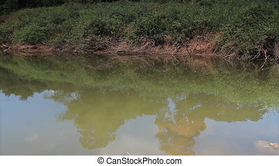Water. - Natural landscape in rural areas.