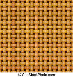 wicker basket weaving pattern seamless texture - wicker...