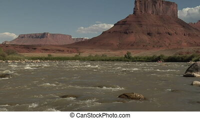 Colorado River Rafting near Moab, Utah 3