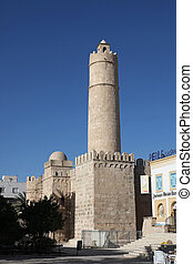 Tunisia, Sousse mosque
