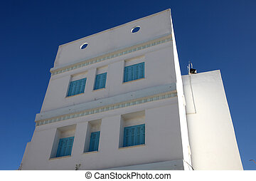 Tunisian traditional architecture