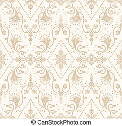 Seamless - Floral background