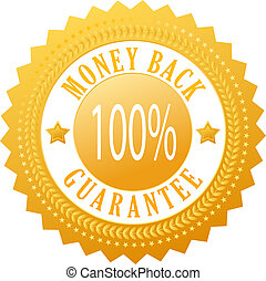 Money back vector seal