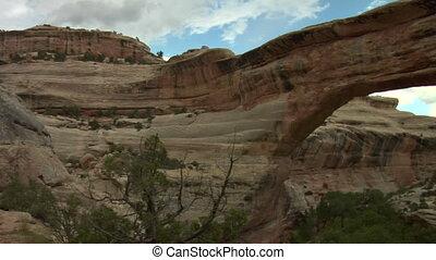 natural Bridges national Monument Utah