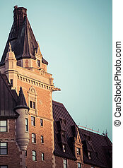 Signature Architecture in Saskatoon - There are few hotels...