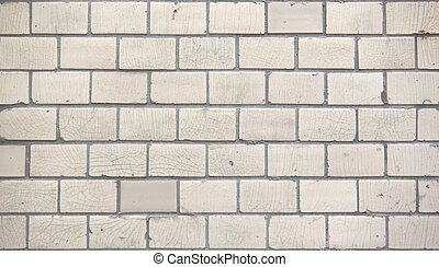 Brick clinker wall background - Background of clinker wall...