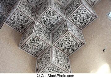 Tunisian arabic ornament - Tunisian traditional arabic...