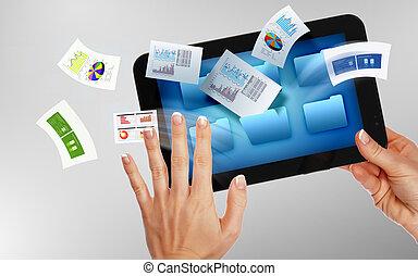 business e commerce - business , e-commerce concept...