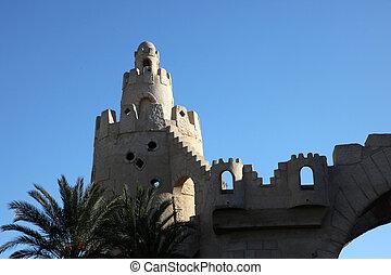Tunisian traditional architecture