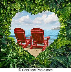 Romantic Getaway - Romantic getaway and escape to a tropical...