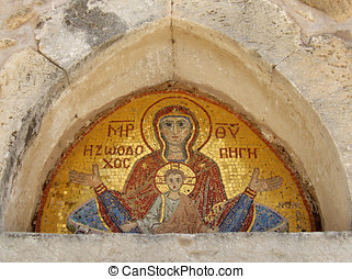 Greek Church Icon