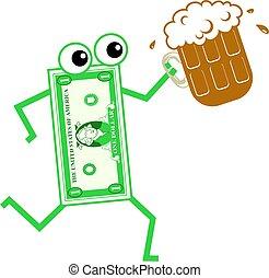 beer dollar