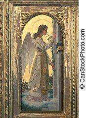 arcángel, Gabriel, el, annunciation
