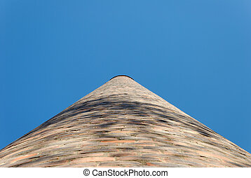 Chimney from Below