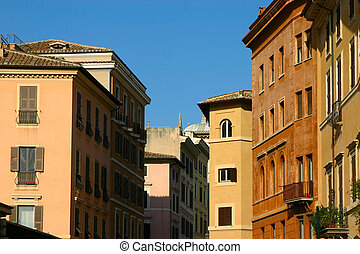 Rome residential architecture 2