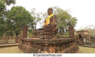 Old town - KamphaengPhet Historical Park in Thailand :...