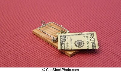mousetrap and money