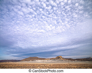 plains of cottonwood - A plain with some mountains in the...