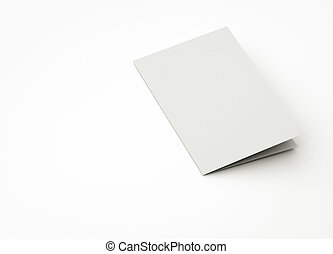 blank card for message - blank card, to replace message or...
