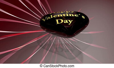 Valentines Day - heart - Animation about relationship -...