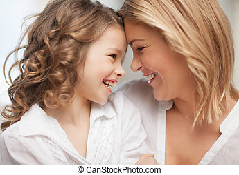 mãe, filha