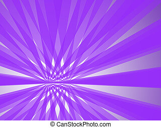 Sunrays Sunflare Texture Background in purple and white