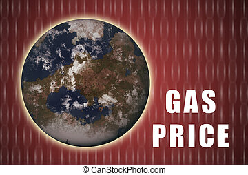 Gas Prices Increasing Rapidly on a Global Scale