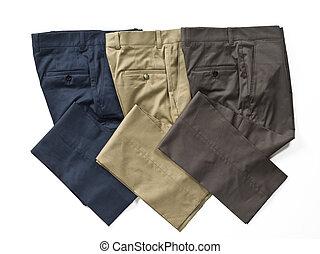 imagem, calças