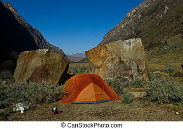 lonesome camping
