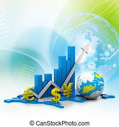 World business graph