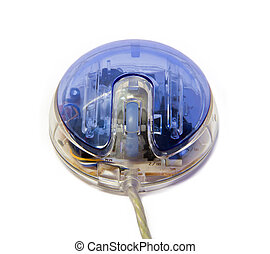 transparent mouse - transparent informatic mouse isolated on...