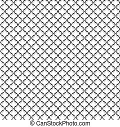 White and black background of textured structure Vector...