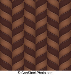 Chocolate seamless background - Abstract chocolate candys...