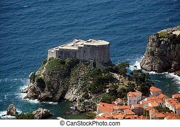 Lovrijenac Fort, Dubrovnik