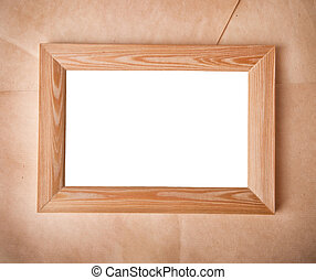 old photo frame