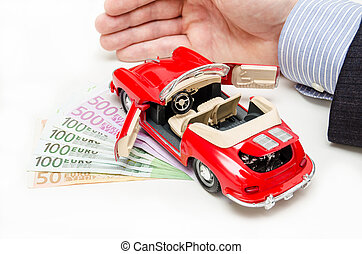 Car finance - Car leasing insurance
