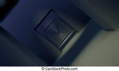 Infinite Corridor.