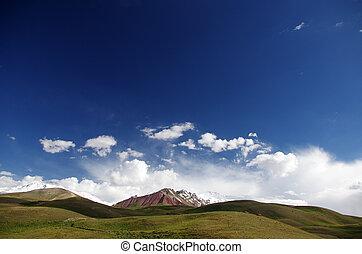 Pamir - Pamierskie niebo