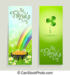 Set of St Patricks Day Cards - Set of St Patricks Day Cards...