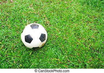 Football on grass.2