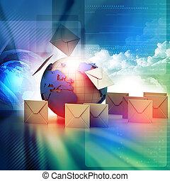 Envelopes around the globe