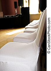 Seating at a wedding ceremony